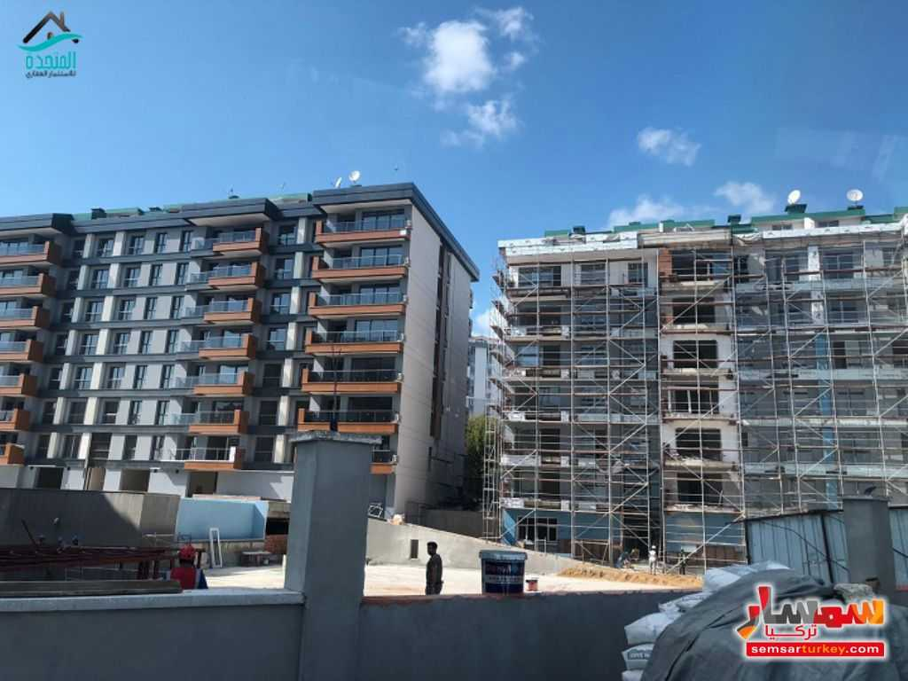 Photo 2 - Apartment 2 bedrooms 1 bath 96 sqm super lux For Sale Buyukgekmege Istanbul