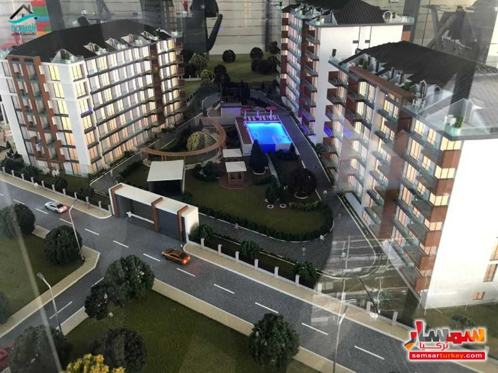 Photo 3 - Apartment 2 bedrooms 1 bath 96 sqm super lux For Sale Buyukgekmege Istanbul
