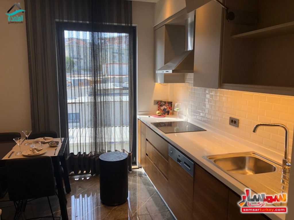 Photo 4 - Apartment 2 bedrooms 1 bath 96 sqm super lux For Sale Buyukgekmege Istanbul