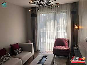 Apartment 2 bedrooms 1 bath 96 sqm super lux For Sale Buyukgekmege Istanbul - 7