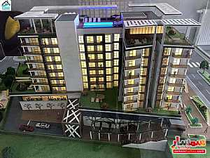 Ad Photo: Apartment 2 bedrooms 1 bath 121 sqm super lux in Beylikduzu  Istanbul