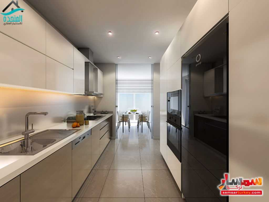 Photo 10 - Apartment 1 bedroom 1 bath 107 sqm super lux For Sale Bashakshehir Istanbul