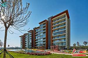 Ad Photo: Apartment 1 bedroom 1 bath 107 sqm super lux in Turkey