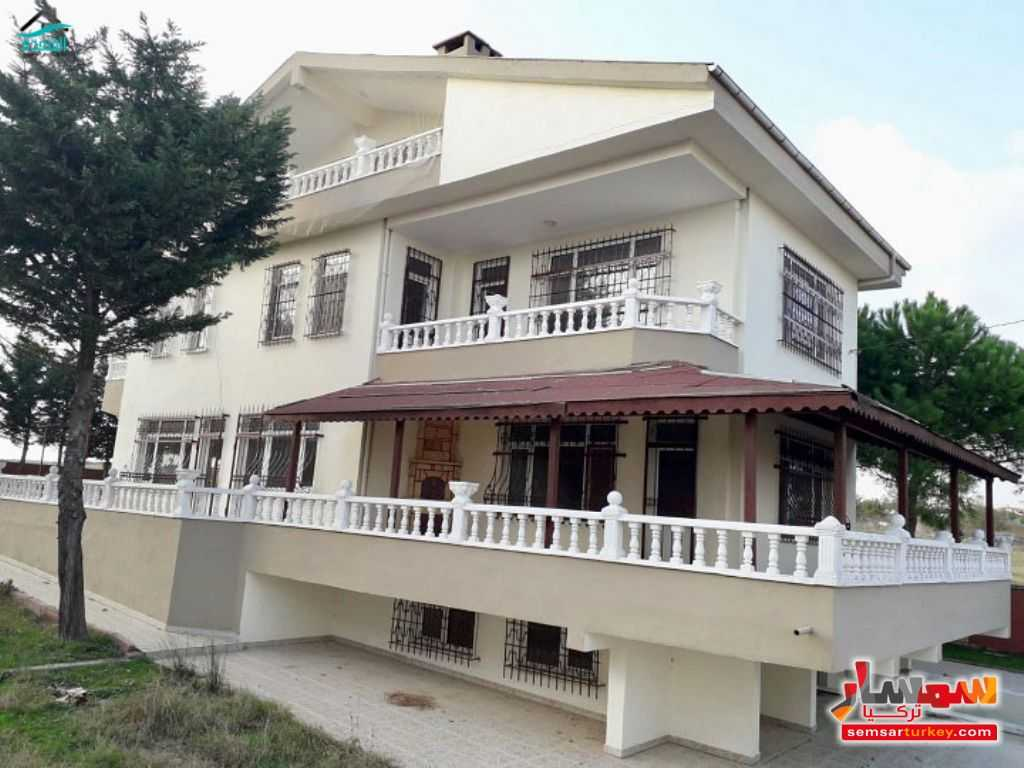 Photo 1 - Villa 5 bedrooms 3 baths 295 sqm super lux For Sale Buyukgekmege Istanbul