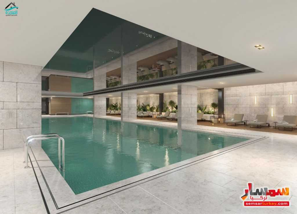Photo 11 - Apartment 1 bedroom 1 bath 64 sqm super lux For Sale Kuchukchekmege Istanbul