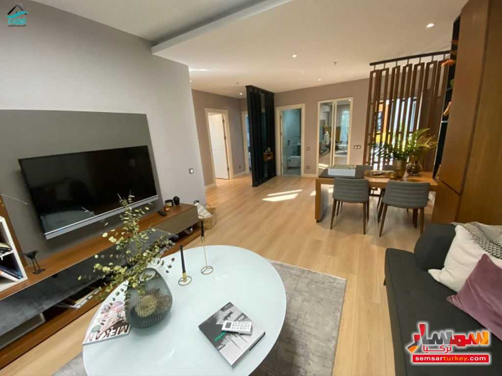 Photo 12 - Apartment 1 bedroom 1 bath 64 sqm super lux For Sale Kuchukchekmege Istanbul