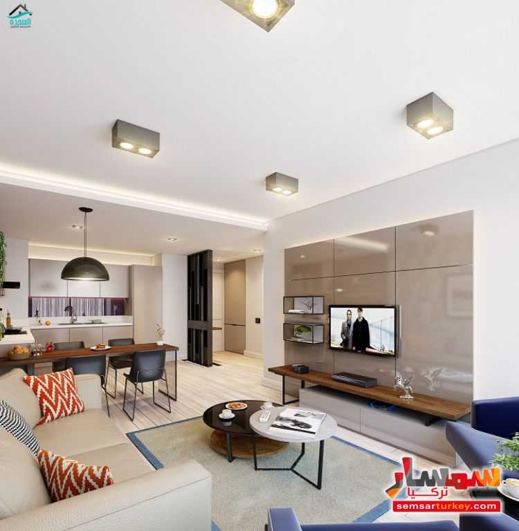 Photo 18 - Apartment 1 bedroom 1 bath 64 sqm super lux For Sale Kuchukchekmege Istanbul