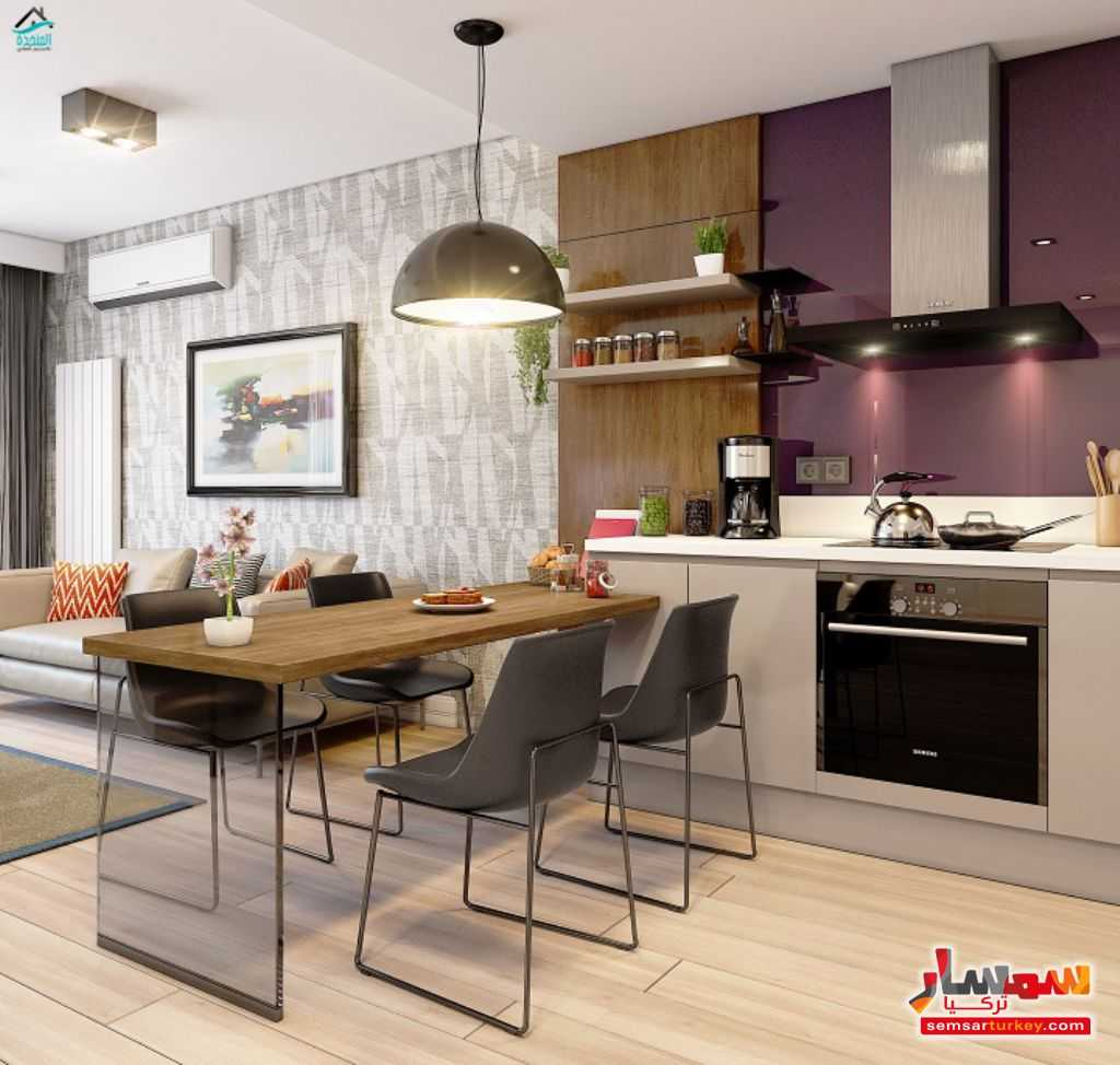Photo 20 - Apartment 1 bedroom 1 bath 64 sqm super lux For Sale Kuchukchekmege Istanbul