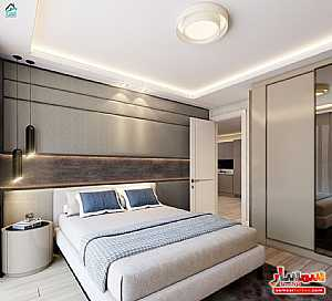 Apartment 1 bedroom 1 bath 64 sqm super lux For Sale Kuchukchekmege Istanbul - 2