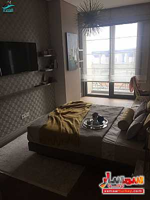 Apartment 1 bedroom 1 bath 76 sqm super lux For Sale Bakirkoy Istanbul - 10