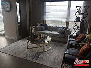 Apartment 1 bedroom 1 bath 76 sqm super lux For Sale Bakirkoy Istanbul - 17