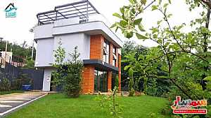 Villa 6 bedrooms 4 baths 225 sqm super lux For Sale sapanga Sakarya - 5