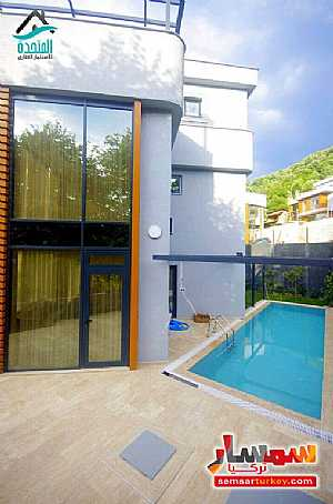 Villa 6 bedrooms 4 baths 225 sqm super lux For Sale sapanga Sakarya - 9