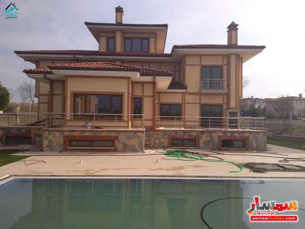 Photo 1 - Villa 7 bedrooms 4 baths 650 sqm super lux For Sale Buyukgekmege Istanbul