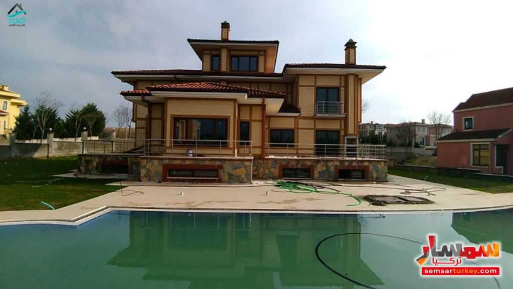 Photo 2 - Villa 7 bedrooms 4 baths 650 sqm super lux For Sale Buyukgekmege Istanbul