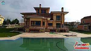 Villa 7 bedrooms 4 baths 650 sqm super lux For Sale Buyukgekmege Istanbul - 2