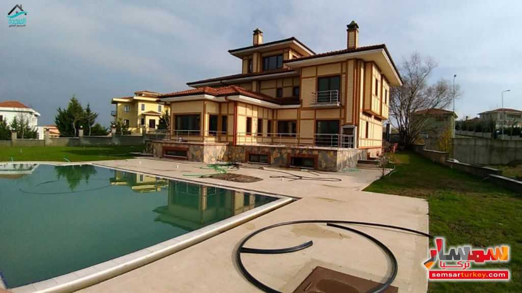 Photo 3 - Villa 7 bedrooms 4 baths 650 sqm super lux For Sale Buyukgekmege Istanbul