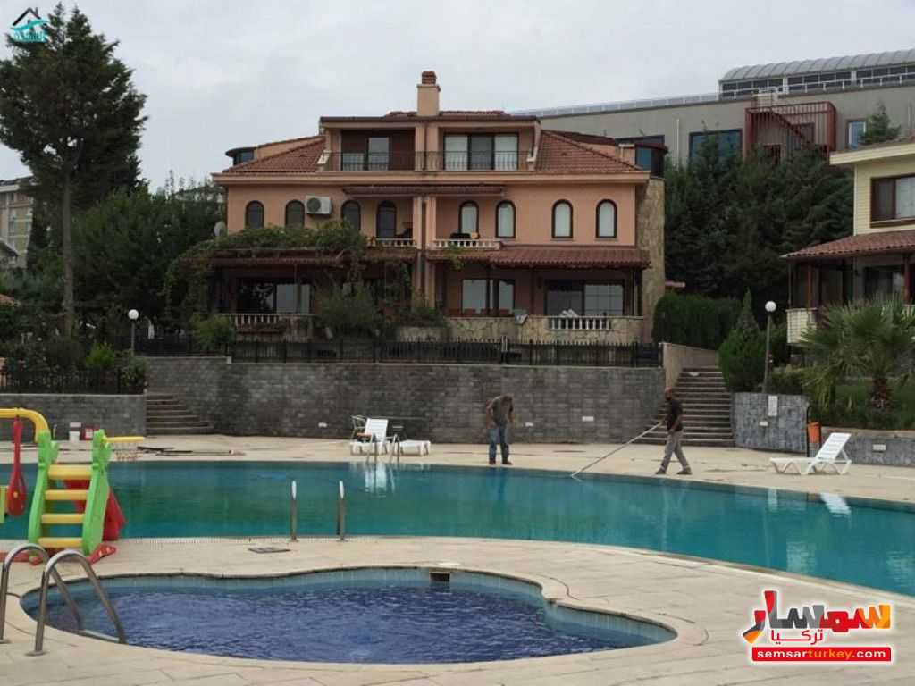 Photo 3 - Villa 4 bedrooms 3 baths 525 sqm super lux For Sale Buyukgekmege Istanbul