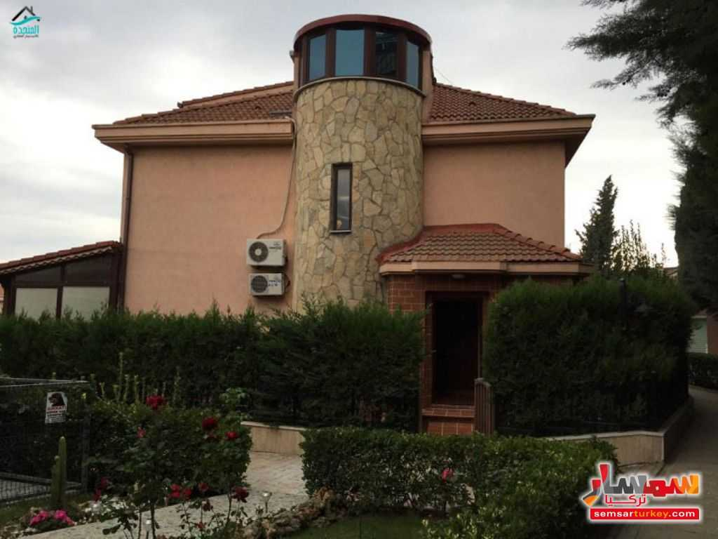 Photo 4 - Villa 4 bedrooms 3 baths 525 sqm super lux For Sale Buyukgekmege Istanbul