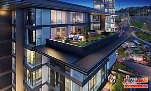 Apartment 1 bedroom 1 bath 60 sqm super lux For Sale Eyup Istanbul - 11
