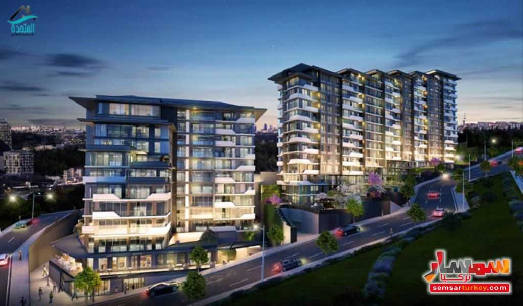 Photo 1 - Apartment 1 bedroom 1 bath 60 sqm super lux For Sale Eyup Istanbul