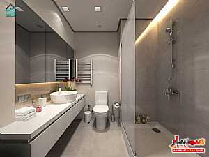 Apartment 1 bedroom 1 bath 60 sqm super lux For Sale Eyup Istanbul - 12