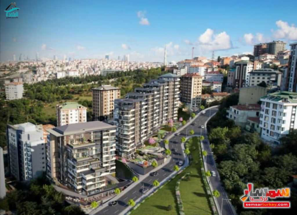 Photo 3 - Apartment 1 bedroom 1 bath 60 sqm super lux For Sale Eyup Istanbul