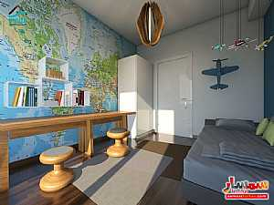 Apartment 1 bedroom 1 bath 60 sqm super lux For Sale Eyup Istanbul - 6