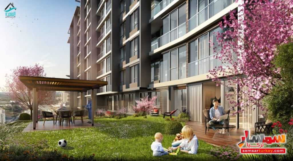Photo 9 - Apartment 1 bedroom 1 bath 60 sqm super lux For Sale Eyup Istanbul