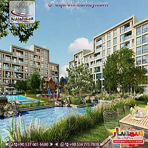 Apartment 2 bedrooms 2 baths 248 sqm lux For Sale Sancaktepe Istanbul - 6