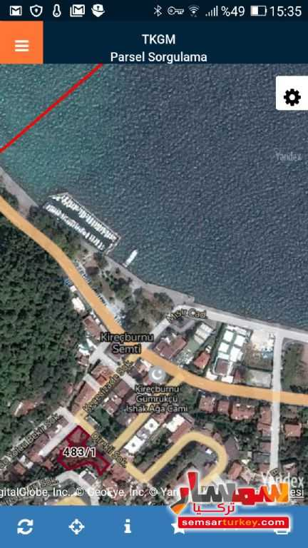 Photo 2 - Land 1,100 sqft For Sale Sariyer Istanbul