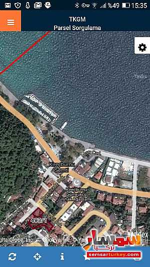 Land 1,100 sqft For Sale Sariyer Istanbul - 2