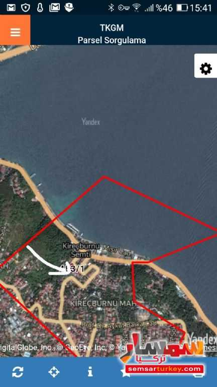 Photo 4 - Land 1,100 sqft For Sale Sariyer Istanbul