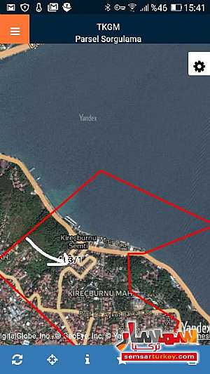 Land 1,100 sqft For Sale Sariyer Istanbul - 4