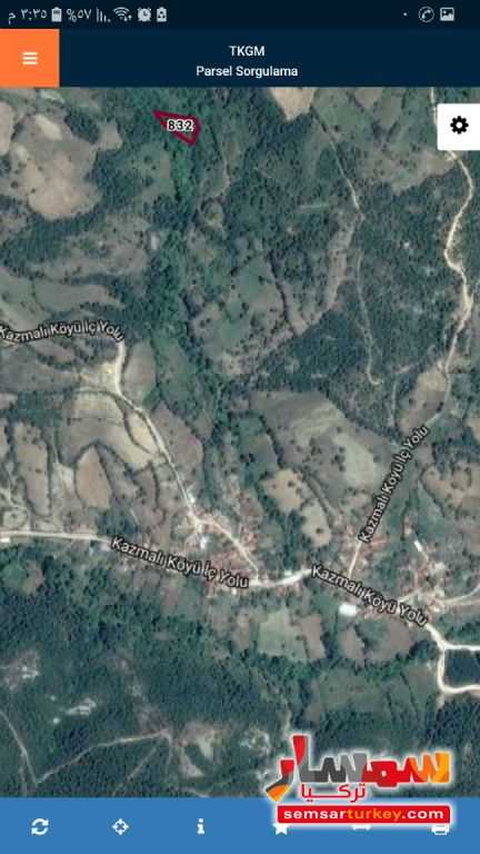 Photo 2 - Farm 1,600 sqm For Sale biga Canakkale