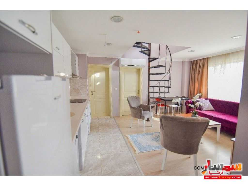 Ad Photo: Apartment 2 bedrooms 2 baths 100 sqm lux in yomra Trabzon