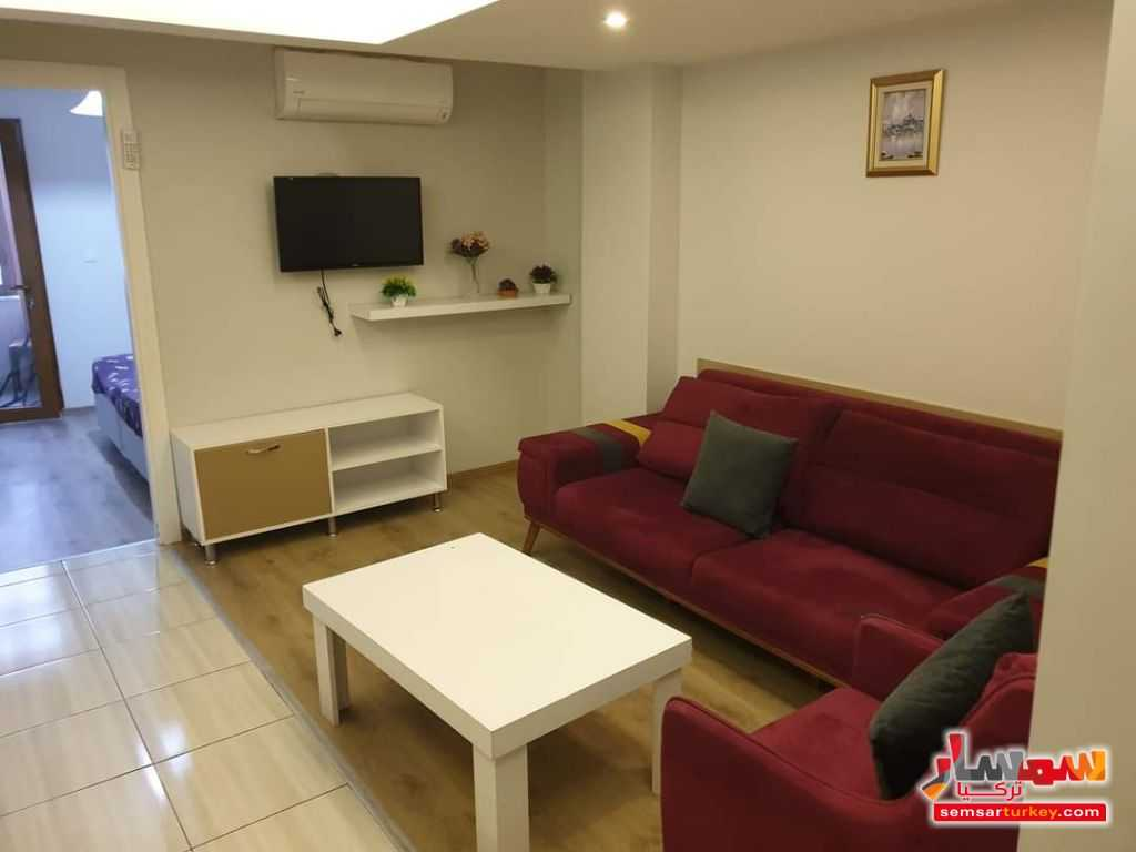 Ad Photo: Apartment 2 bedrooms 1 bath 60 sqm super lux in Sisli  Istanbul