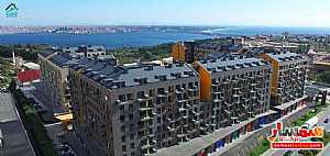 Ad Photo: Apartment 2 bedrooms 1 bath 74 sqm super lux in Avglar  Istanbul