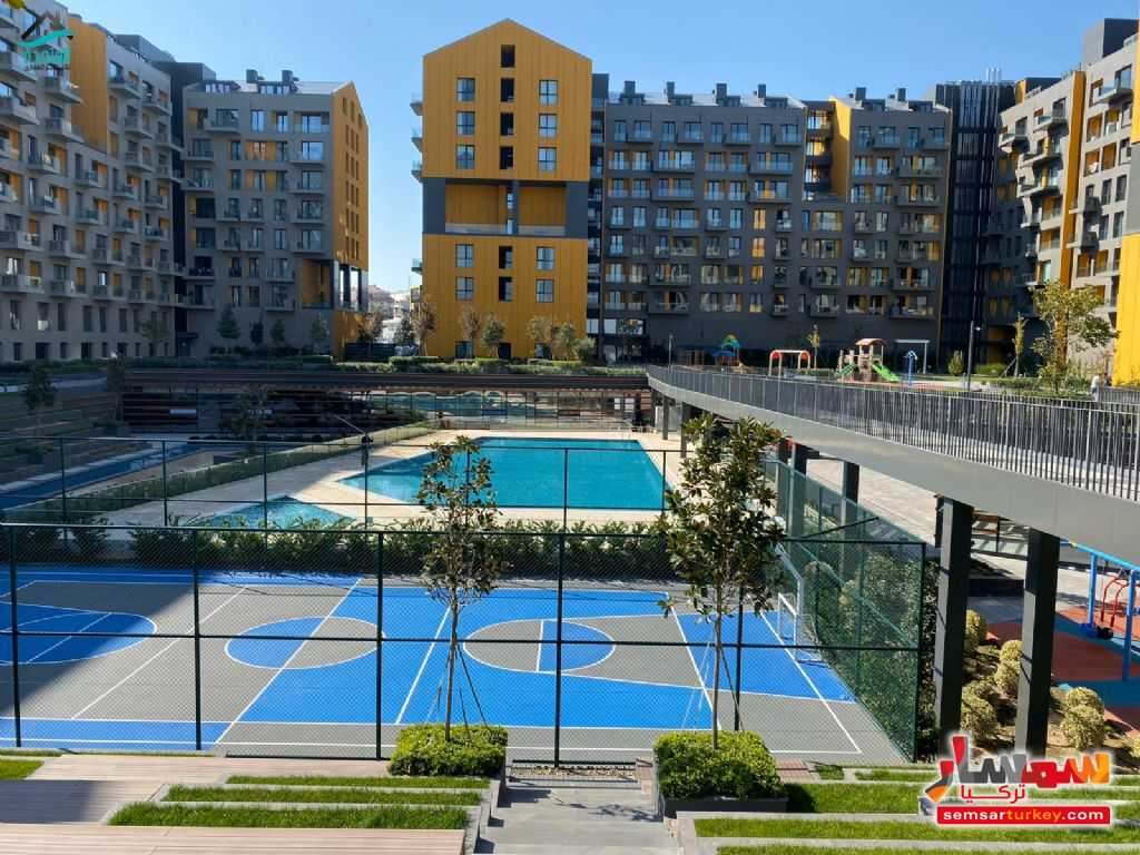 Photo 3 - Apartment 2 bedrooms 1 bath 74 sqm super lux For Sale Avglar Istanbul