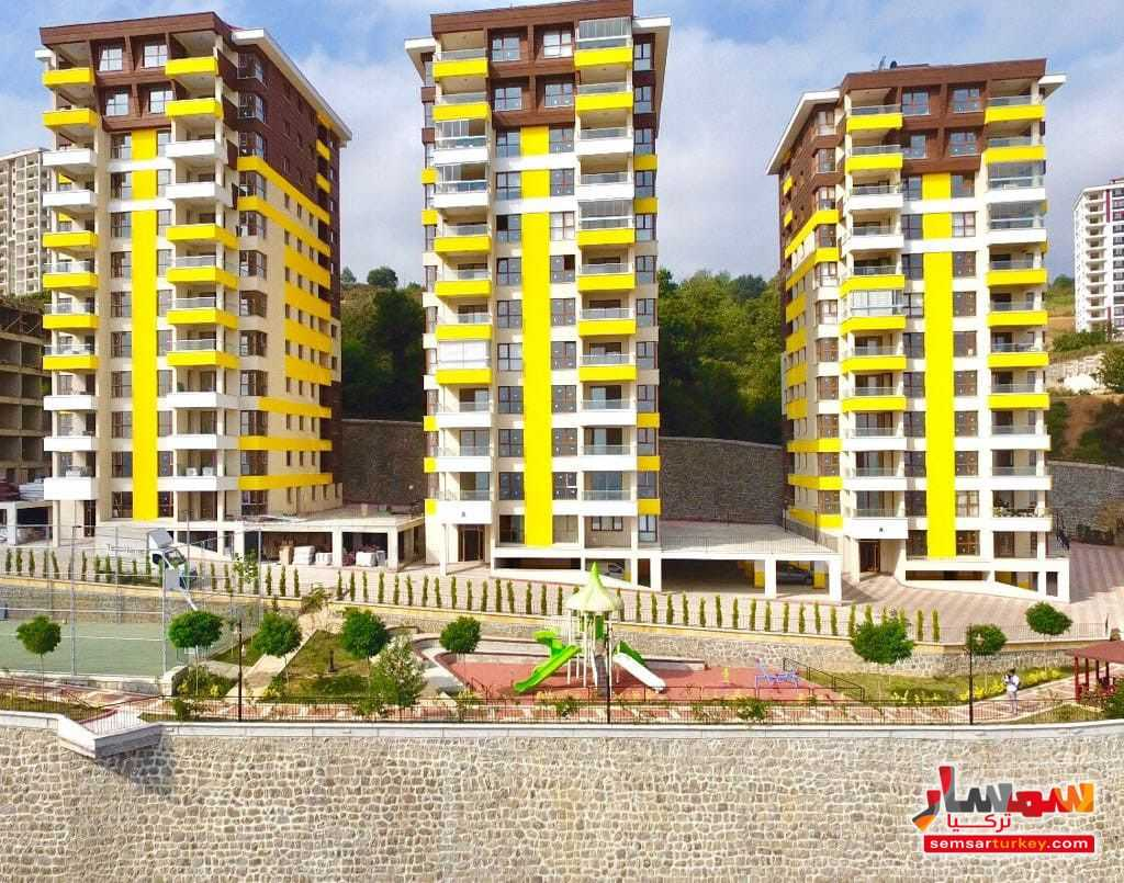 Photo 1 - Apartment 2 bedrooms 2 baths 120 sqm lux For Sale akchabat Trabzon