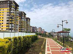 Apartment 2 bedrooms 2 baths 120 sqm lux For Sale akchabat Trabzon - 3