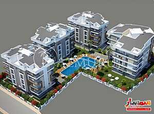 Ad Photo: Apartment 1 bedroom 1 bath 63 sqm super lux in Konyaalti  Antalya