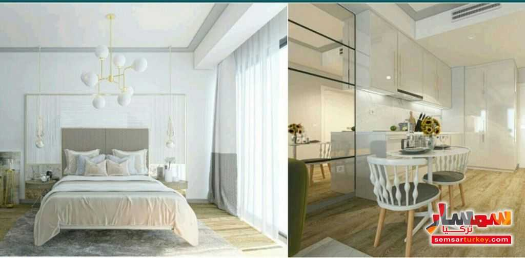 Photo 11 - 2 bedrooms 1 bath 54 sqm super lux For Sale Kuchukchekmege Istanbul