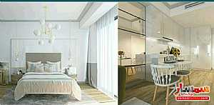 2 bedrooms 1 bath 54 sqm super lux For Sale Kuchukchekmege Istanbul - 11