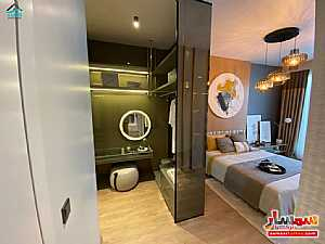 Apartment 1 bedroom 1 bath 40 sqm super lux For Sale Avglar Istanbul - 11