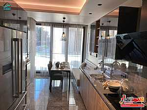Apartment 1 bedroom 1 bath 40 sqm super lux For Sale Avglar Istanbul - 6