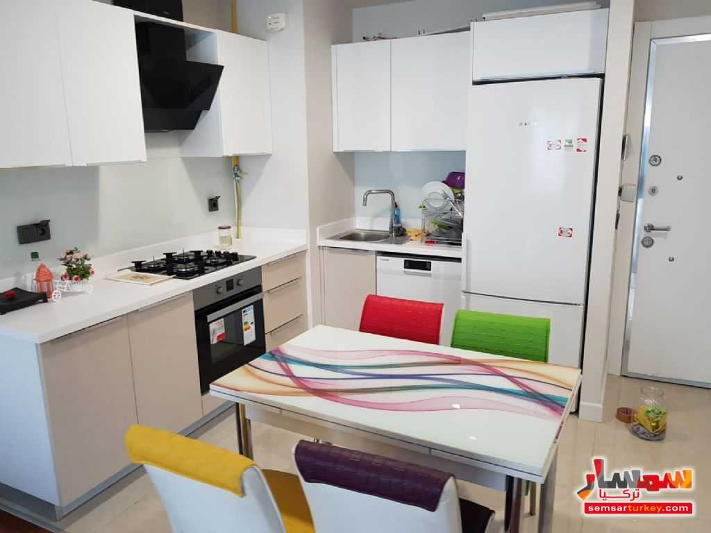 Photo 10 - Apartment 2 bedrooms 1 bath 75 sqm lux For Rent Bashakshehir Istanbul