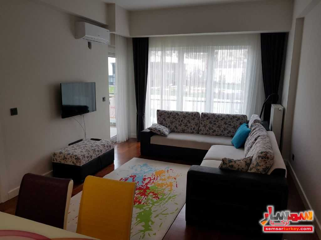 Photo 3 - Apartment 2 bedrooms 1 bath 75 sqm lux For Rent Bashakshehir Istanbul