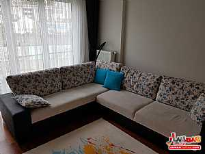 Apartment 2 bedrooms 1 bath 75 sqm lux For Rent Bashakshehir Istanbul - 4
