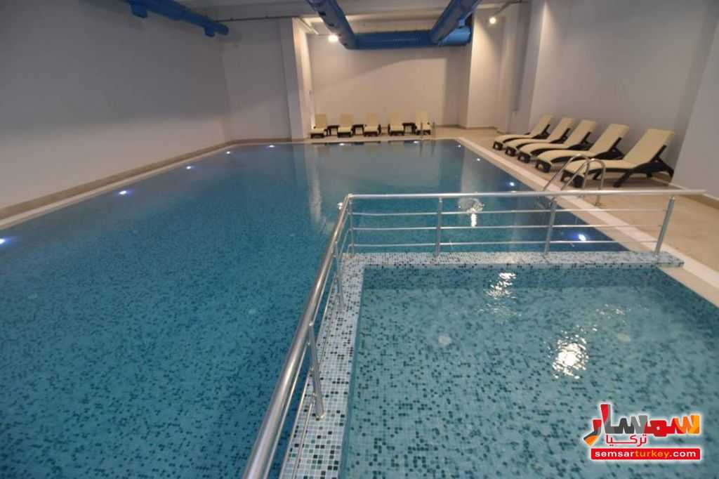 Photo 19 - Apartment 2 bedrooms 1 bath 75 sqm lux For Rent Bashakshehir Istanbul